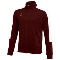 Jordan Team Full-Zip Jacket - Men's - Maroon