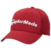 TaylorMade Performance Cage Golf Cap - Men's - Red