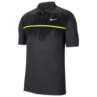 Nike Vapor Fog Print Golf Polo - Men's - Black