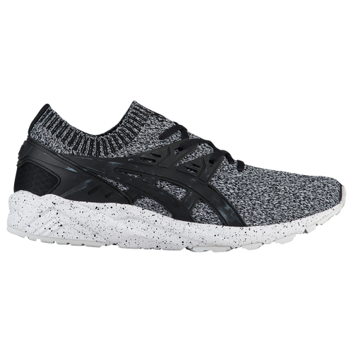 ASICS Tiger GEL-Kayano Trainer Knit Lo - Men's - Casual - Shoes -  White/Black