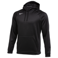 Nike Team Therma Hoodie - Men's - Black