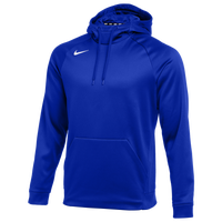 Nike Team Therma Hoodie - Men's - Blue