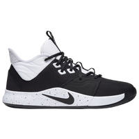 Nike PG 3 - Boys' Grade School -  Paul George - Black / White