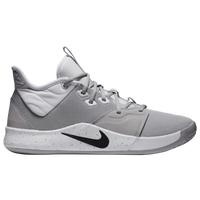Nike PG 3 - Boys' Grade School -  Paul George - Grey / White