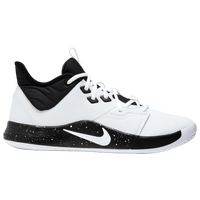 Nike PG 3 - Boys' Grade School -  Paul George - White / Black