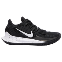 Nike Kyrie Low 2 - Boys' Grade School - Black / White