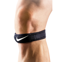 Nike Pro Combat Patella Band 2.0 - All Black / Black