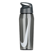 Nike Hypercharge Straw Bottle - Grey / Grey