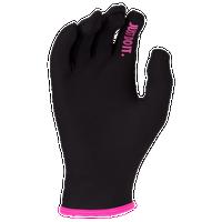 Nike Lightweight Thermal Rival 2.0 Run Gloves - Women's - Black / Pink