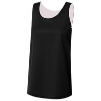 A4 Reversible Tricot Mesh Tank - Women's - Black