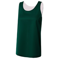 A4 Reversible Tricot Mesh Tank - Women's - Green