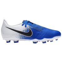 Nike Phantom Venom Academy FG - Boys' Grade School - White / Blue