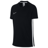 Nike Academy Knit Top - Boys' Grade School - Black