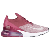new concept 32994 818d1 Nike Air Max 270 Flyknit - Men s - Purple   White