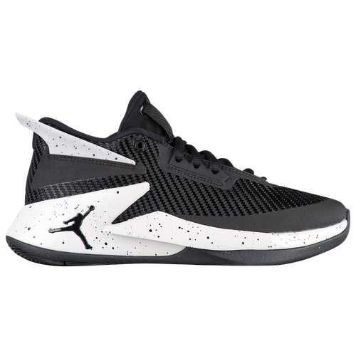 b86abdfa854 Jordan Fly Lockdown - Boys  Grade School - Jordan - Basketball - Black Vivid  Red Dandelion Infared 23