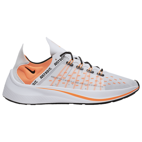f98231472badc Nike Exp X14 - Men s - Casual - Shoes - White Total Orange Black Wolf Grey