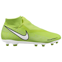 Nike Phantom Vision Academy DF FG/MG - Men's - Light Green