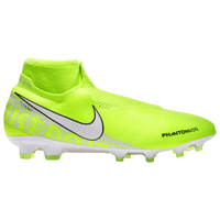 Nike Phantom Vision Elite DF FG - Men's - Light Green