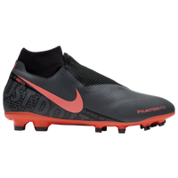 Nike Phantom Vision Pro DF FG - Men's - Black / Black