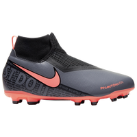 Nike Phantom Vision Academy DF FG/MG - Boys' Grade School - Grey