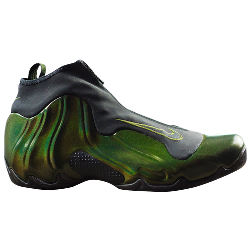 Nike Air Flightposite - Men s - Basketball - Shoes - Legion Green  Black Black 2a56f43e6