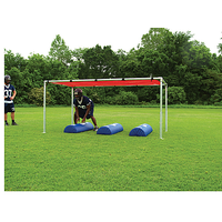 Fisher Athletic Team Open Chute With Vinyl Top