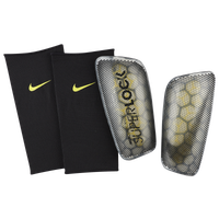 Nike Mercurial Flylite Shin Guards - Grey
