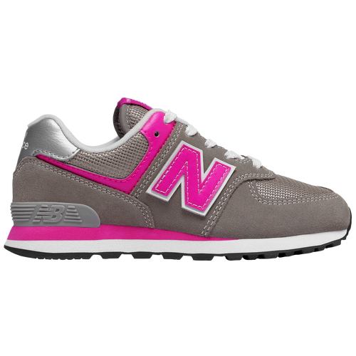 girls' preschool new balance 574 casual running shoes
