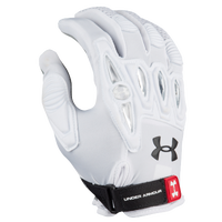 Under Armour Player 2 Field Glove - Women's - White / Black