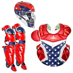 All Star System 7 Catcher's Kit - Adult - Usa