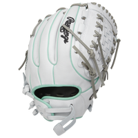 Rawlings Heart of the Hide Softball Series Glove - Women's - White