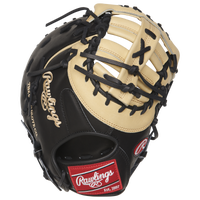 Rawlings Heart of the Hide First Base Mitt - Men's - Black