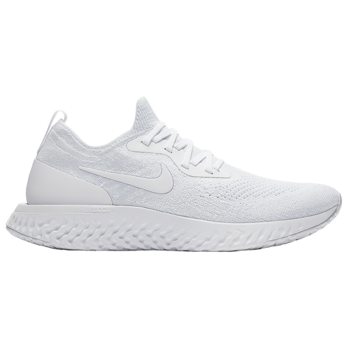 lowest price 27c34 eefd1 Nike Epic React Flyknit - Men s - Running - Shoes - Diffused Taupe Blue  Void Phantom Crimson Tint