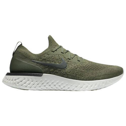 ca9afce67d25 Nike Epic React Flyknit - Men s - Running - Shoes - Cargo Khaki ...