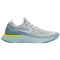 Nike Epic React Flyknit - Women's - Grey / White