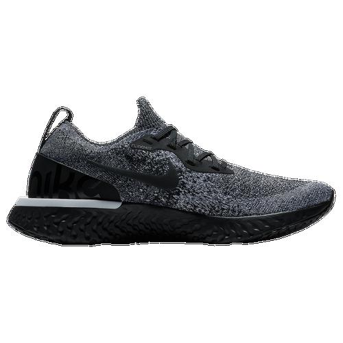 7e58dfe65 Nike Epic React Flyknit - Women s - Running - Shoes - Black Black White