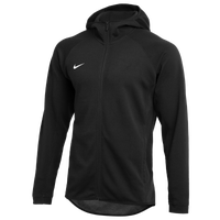 Nike Team Dry Showtime 2.0 Full-Zip Hoodie - Men's - Black