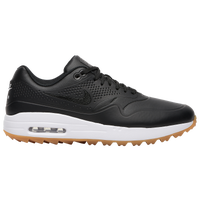 Nike Air Max 1 G Golf Shoes - Men's - Black