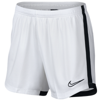 Nike Academy Knit Shorts - Women's - White