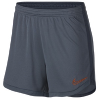 Nike Academy Knit Shorts - Women's - Grey