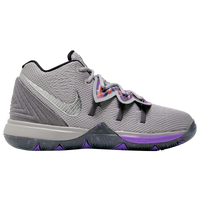Nike Kyrie 5 - Boys' Preschool -  Kyrie Irving - Grey