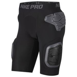 Nike Hyperstrong Short Girdle - Men's - Black/Black