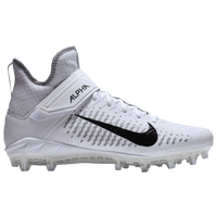 Nike Alpha Menace Pro 2 MID - Men's - White