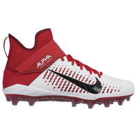 Nike Alpha Menace Pro 2 MID - Men's - White / Red