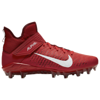 Nike Alpha Menace Pro 2 MID - Men's - Red
