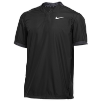 Nike Team Stock S/S Windshirt - Men's - Black