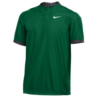 Nike Team Stock S/S Windshirt - Men's - Green