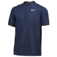 Nike Team Stock S/S Windshirt - Men's - Navy