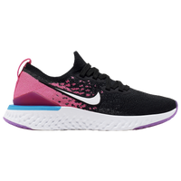 Nike Epic React Flyknit 2 - Girls' Grade School - Black