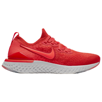 Nike Epic React Flyknit 2 - Boys' Grade School - Red